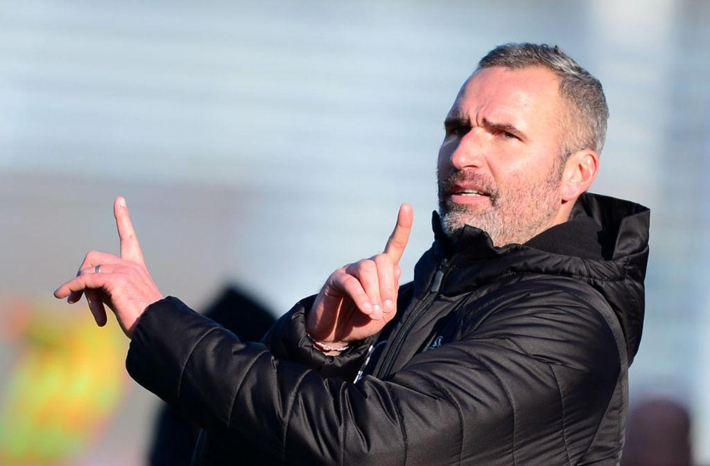Ein Fußballlehrer mit klaren Vorstellungen: Tim Walter soll den VfB anleiten. Foto: dpa