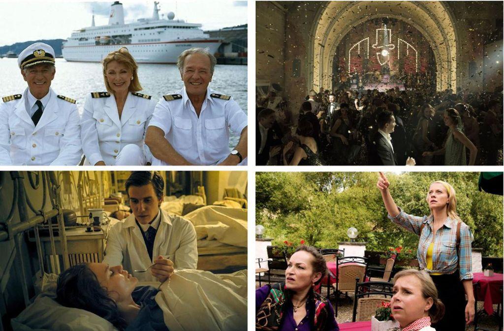 """""""Traumschiff"""" oder """"Babylon Berlin""""? """"Charité"""" oder """"Mord mit Aussicht""""? Was war der größte deutsche TV-Serien-Hit der 2010er Jahre? Das erfahren Sie in unserer Bildergalerie. Foto: ARD/ZDF"""