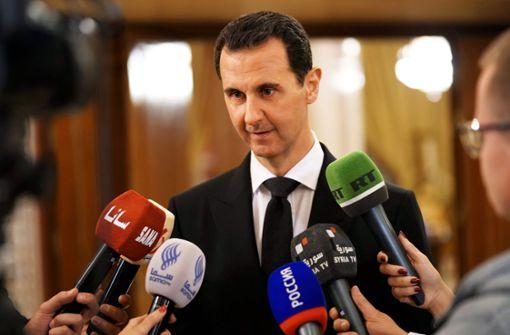 Verwandte von Baschar Al-Assad als Flüchtling anerkannt