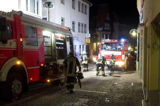 Ein Toter bei Feuer in Sindelfingen