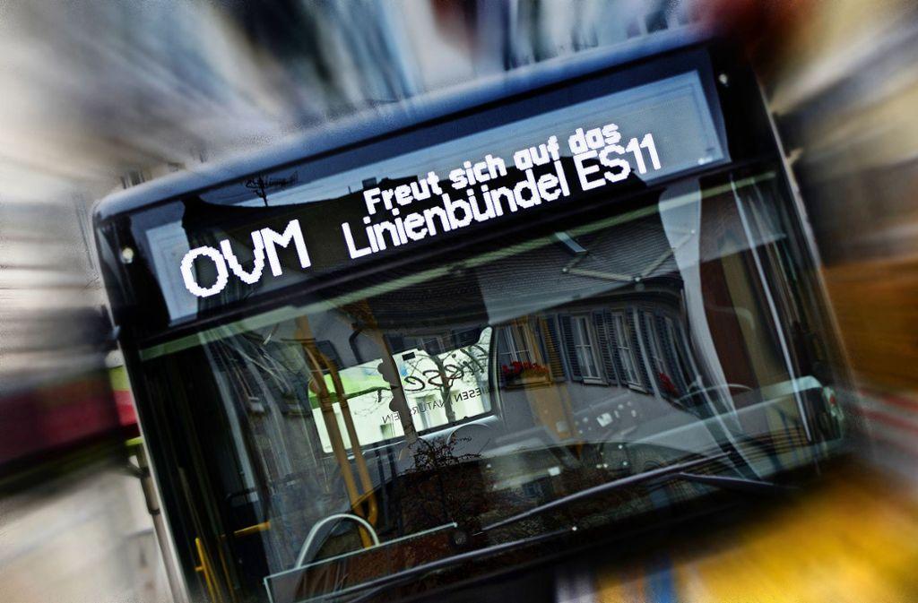 Trotz aller Kritik an Fahrern und Fahrzeugen sieht sich das Aichtaler Busunternehmen Melchinger für die neue Aufgabe im Kreis Esslingen gerüstet. Foto: Horst Rudel