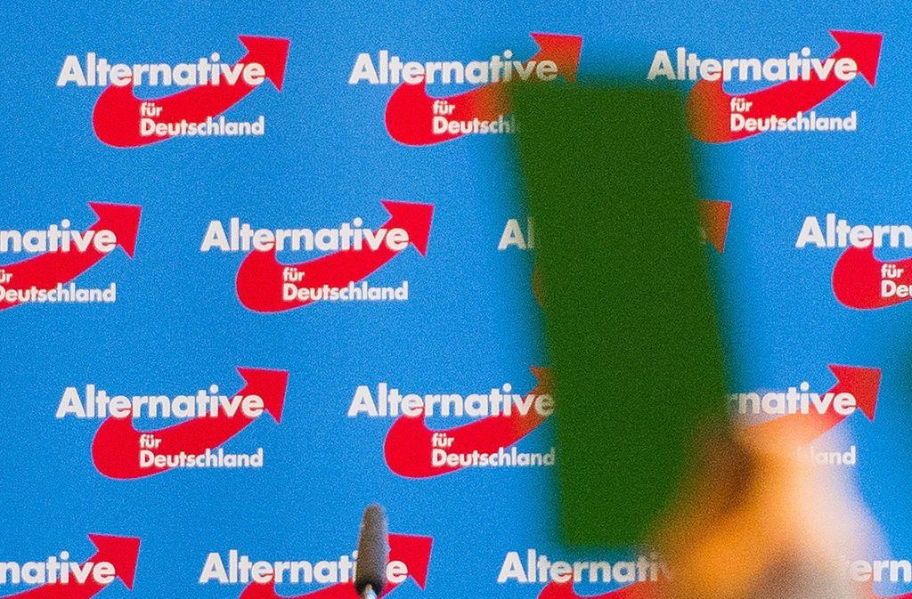 Die AfD will beim Landesparteitag die Presse nicht dabei haben. (Symbolfoto) Foto: dpa