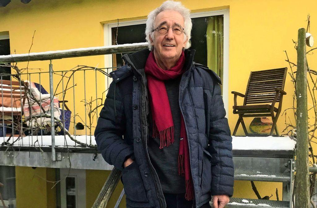 Seit mehr als 20 Jahren lebt Ulrich Fellmeth-Pfendtner in Birkach. Foto: Julia Bosch