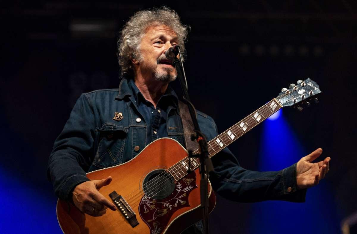 Wolfgang Niedecken verehrt Bob Dylan. Foto: imago images / Just Pictures/HPRoos