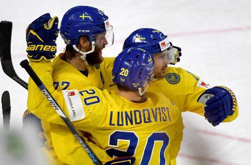 Schweden holen Weltmeister-Titel
