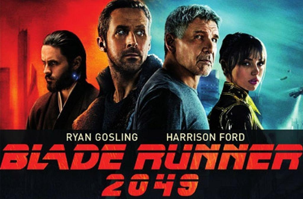 """Das Sequel von  """"Blade Runner"""" kam erst 2017: Nun geht es aber schneller weiter mit Geschichten aus der Zukunft. Foto: Sony"""