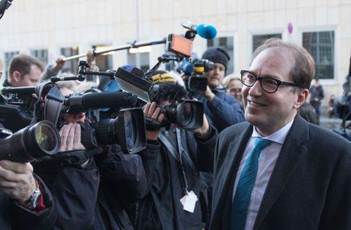 ZDF-Moderatorin Slomka führt CSU-Politiker Dobrindt vor
