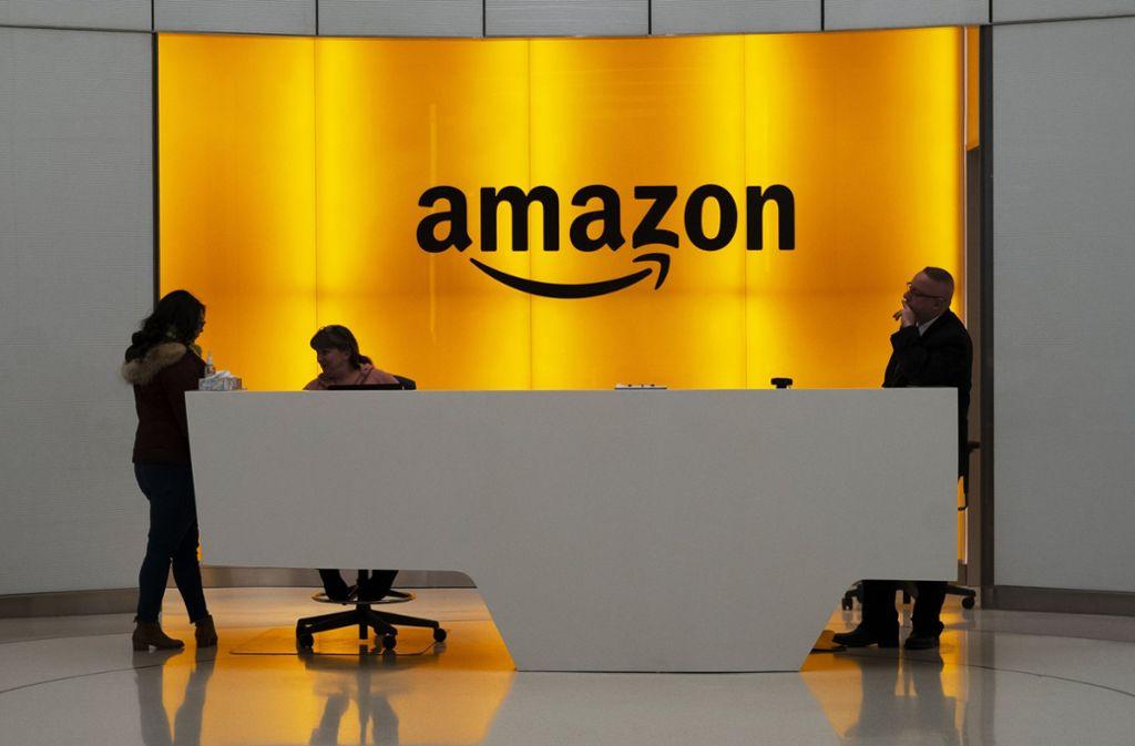 Amazon boomt. Foto: AP