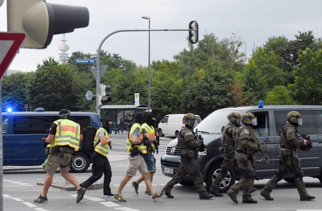 Ein 18-Jähriger erschoss im Juli 2016 neun Menschen in München. Foto: dpa