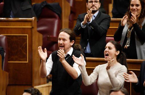 Madrids politischer Familienbetrieb