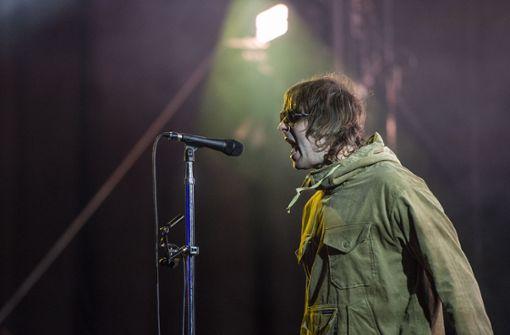 Liam Gallagher begeistert mit Oasis-Songs