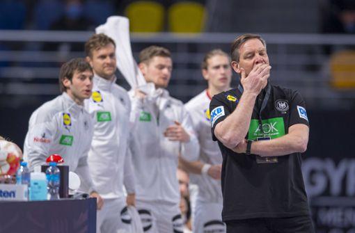 Liefer-Pflicht für deutsche Handballer