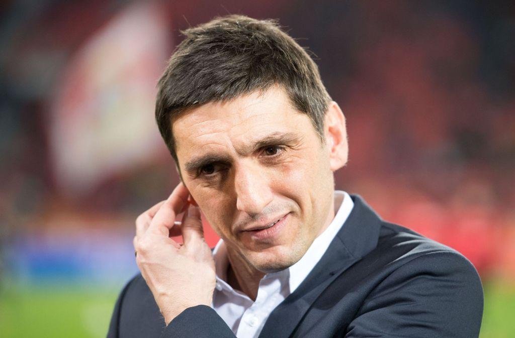 Tayfun Korkut hat gute Karten, neuer VfB-Trainer zu werden. Foto: dpa