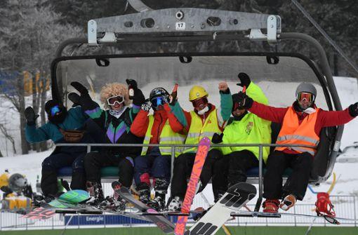 Skibetrieb am Feldberg geht in die letzte Runde