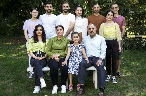 Der steinige Weg der Familie Khalaf