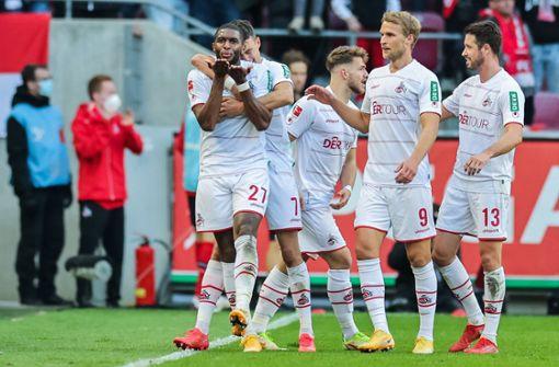 Modeste rettet Köln im Derby gegen Leverkusen das Remis