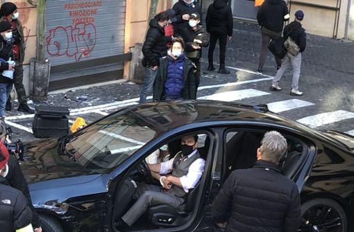 Rom lässt etliche Straßen  für Dreharbeiten sperren