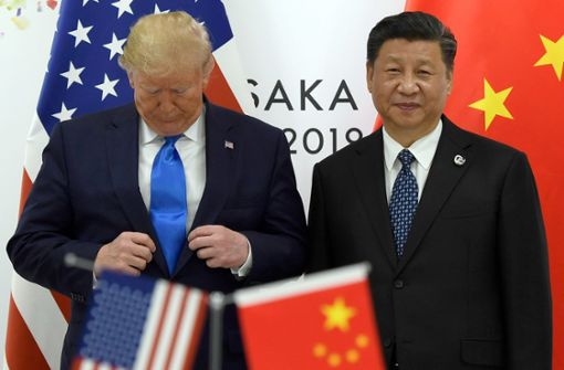 China verhängt neue Sanktionen gegen die USA
