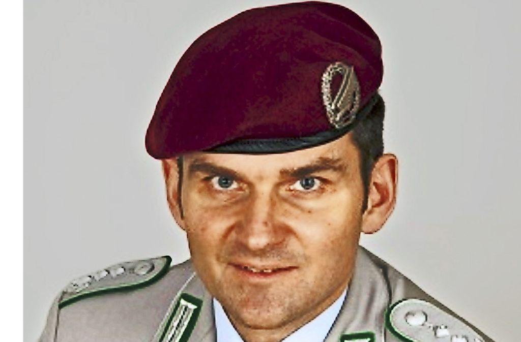 Neuer Kommandeur am Ausbildungszentrum für Spezielle Operationen in Pullendorf: Carsten Jahnel. Foto: Bundeswehr