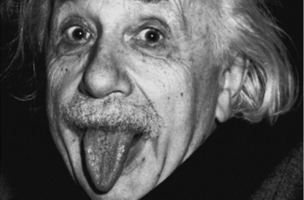 Als die Erkenntnisse von der Sonnenfinsternis 1919 bekannt wurden, wurde Albert Einstein über Nacht zum Superstar der Wissenschaft. Foto: Arthur Sasse / dpa