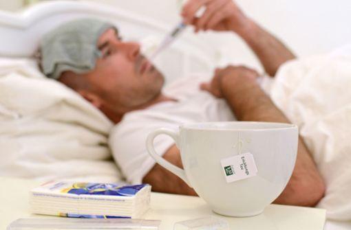 Die Grippewelle in Deutschland hat begonnen