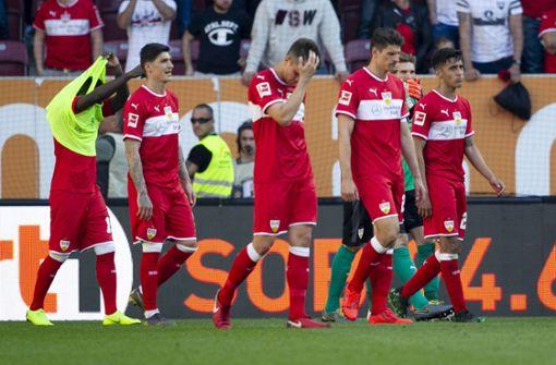 Sky wiederholt Augsburger Schützenfest gegen den VfB Stuttgart