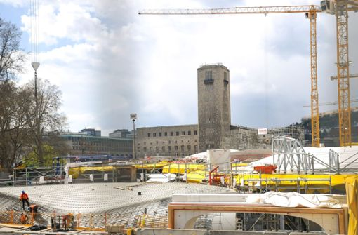 Der Bahnknoten Stuttgart wird neu diskutiert