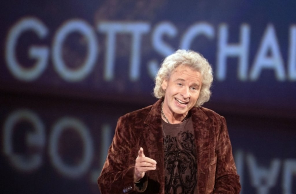 Thomas Gottschalk ist älter geworden, leiser aber nicht. Foto: dpa