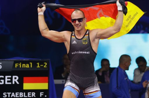 Club von Ringer-Weltmeister Frank Stäbler ausgesperrt