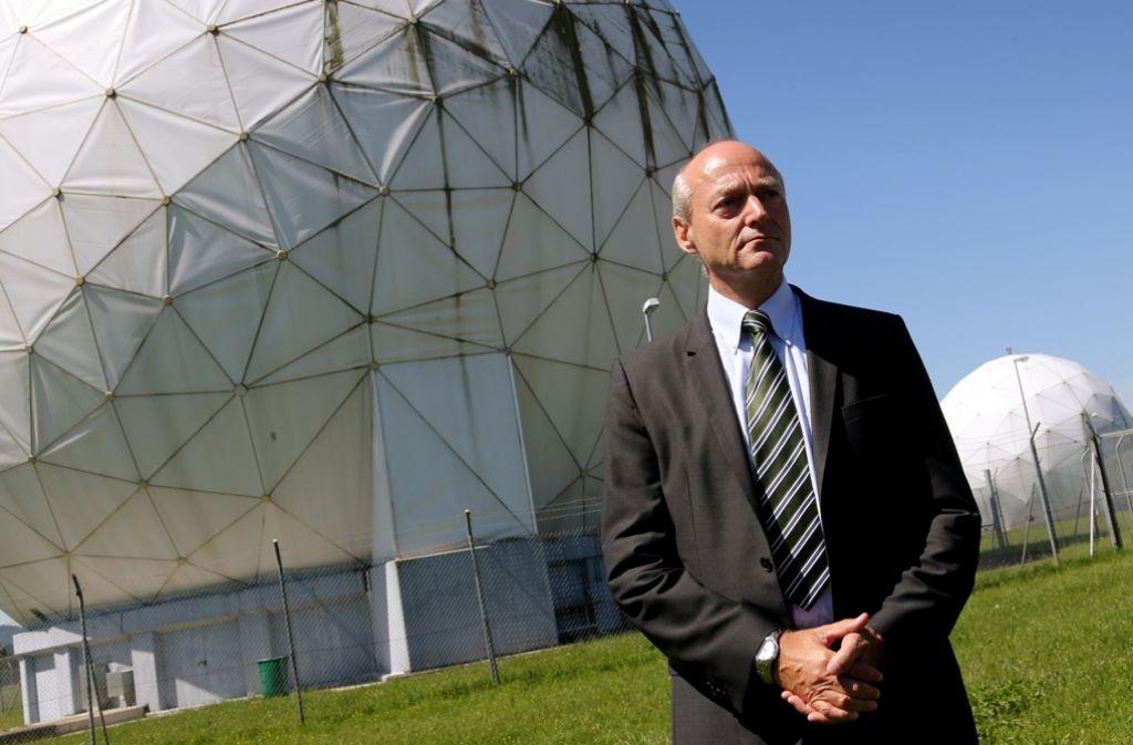 Gerhard Schindler muss seinen Chefposten beim BND aufgeben. Foto: dpa