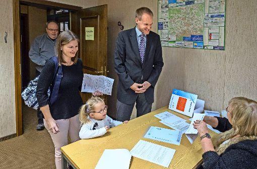 Thomas Schäfer mit deutlicher Mehrheit wiedergewählt
