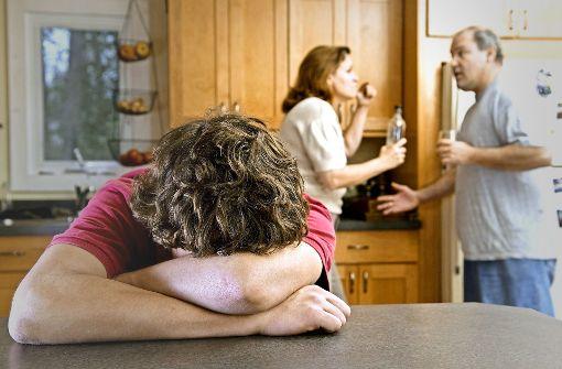 Die Sucht der Eltern trifft Kinder hart