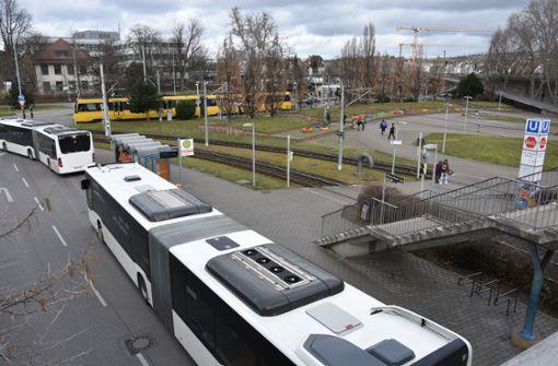Nächstes Großprojekt verursacht Staus  in Untertürkheim