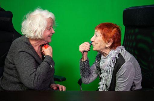 80-Jährige aus Berlin landen mit Computerspielen Netzhit