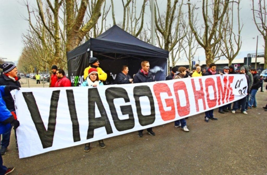 Die Ticketbörse Viagogo ist umstritten. Foto: Pressefoto Baumann