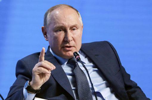 Putin ist schuld – die Frage ist, in welchem Maße
