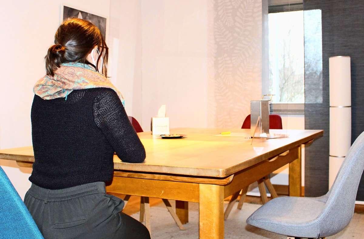 In der Corona-Zeit sind mehr Frauen bei der Beratungsstelle vorstellig geworden. Hier finden sie Hilfe. Foto: Caroline Holowiecki