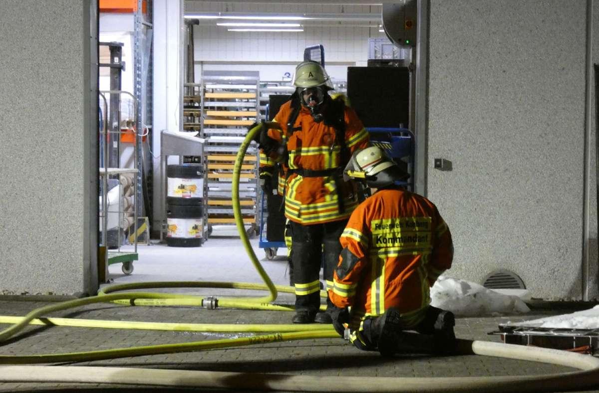 Ein technischer Defekt verursachte offenbar einen Brand in einem Etagenofen. Foto: /SDMG / Kullen