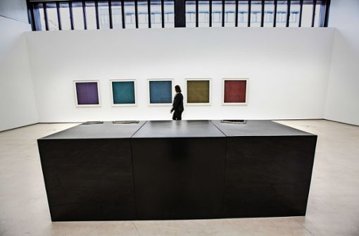 Kunst des einst umstrittenen Sol LeWitt  kehrt zurück