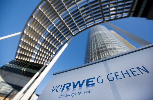 RWE will sich aufspalten