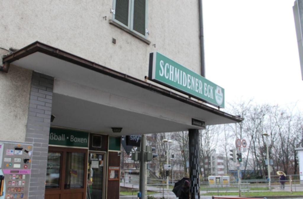 Das Schmidener Eck Foto: privat