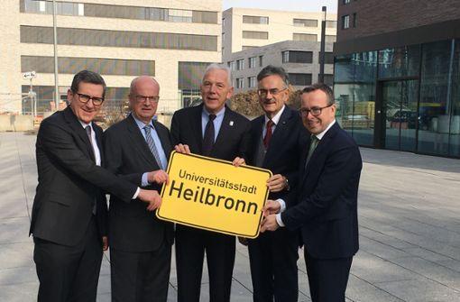 Heilbronn macht den Doktor