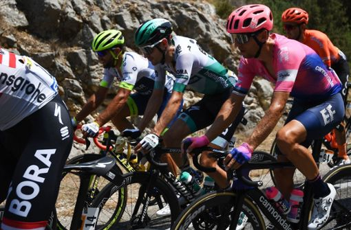 So haben die deutschen Tour-de-France-Fahrer abgeschnitten