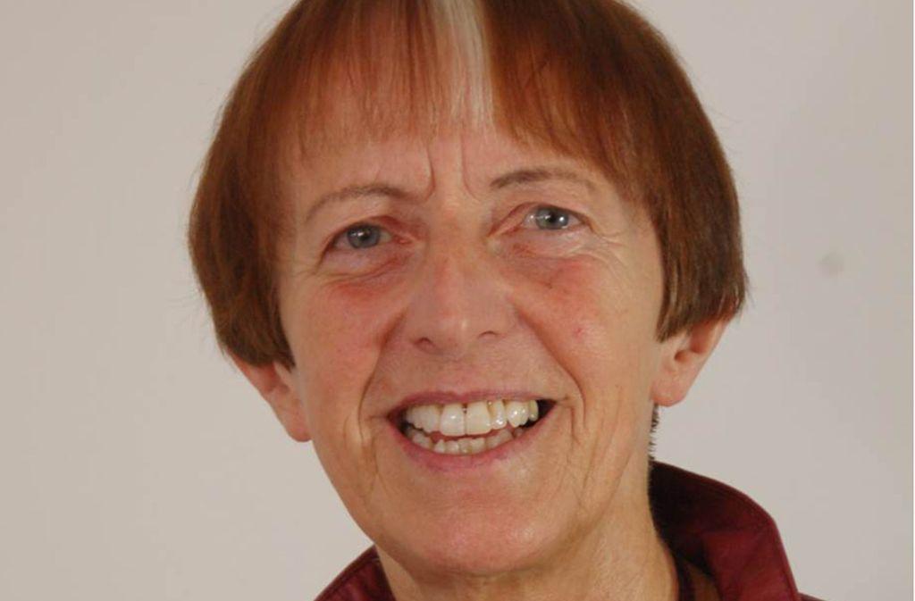 Elfriede Grotz ist die Stimme hinter dem Geschichten-Telefon. Foto: privat