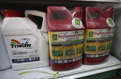Glyphosat-Klagen gegen Bayer schießen nach oben