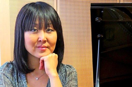 Der erste Kontakt mit dem Jazz war für Gee Hye Lee eine Offenbarung. Foto: Simone Käser