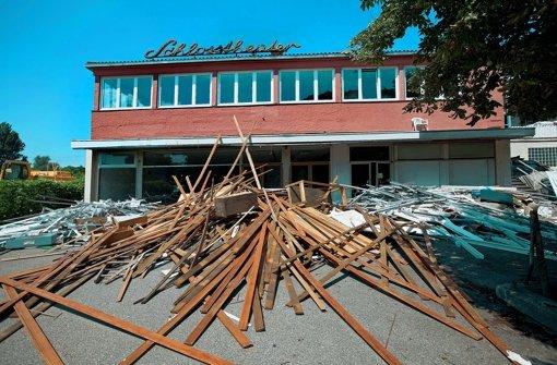 Kinogeschichte liegt  in Trümmern