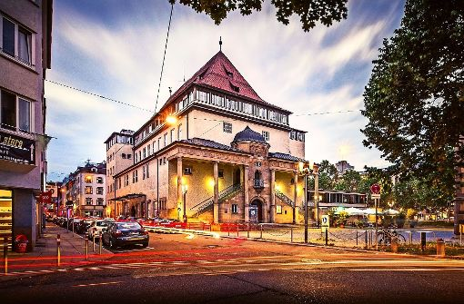 Siegle-Haus als kulturelles Herz des Quartiers