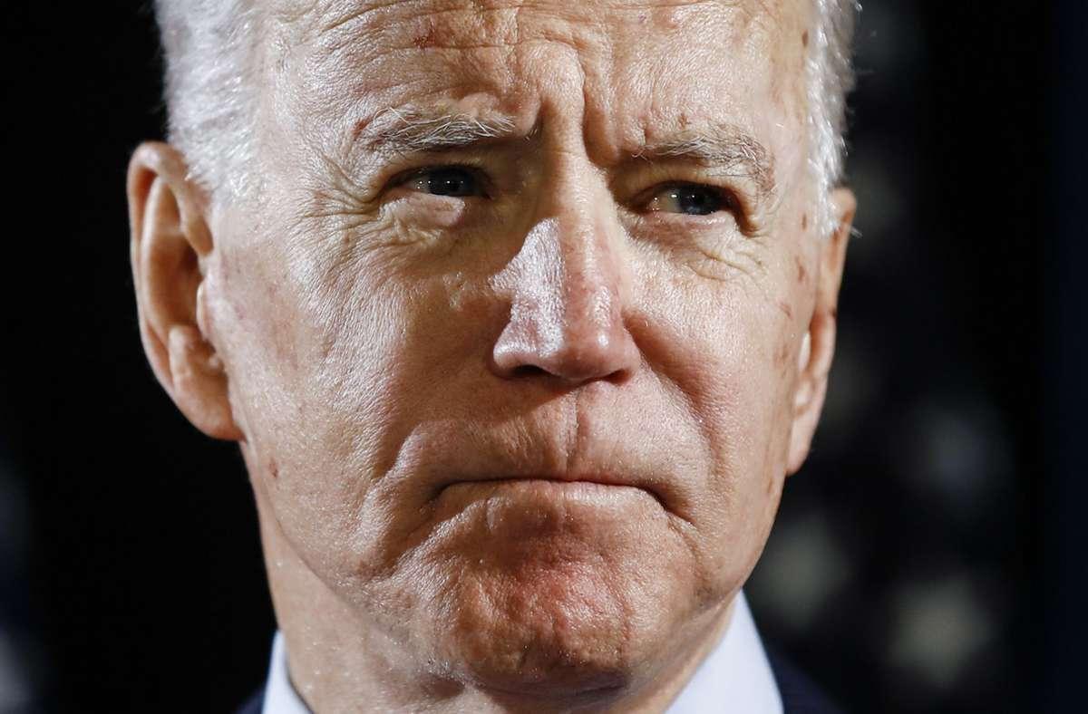 Joe Biden, der nächste Präsident der USA. Foto: dpa/Matt Rourke
