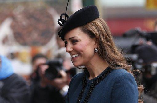 Kein Windelkuchen für Herzogin Kate
